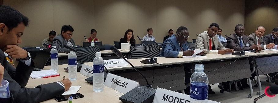 SDG 7 panelists