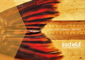 IISD Experimental Lakes Area 2016-2017 Annual Report