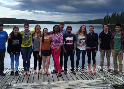 Reflections on an IISD-ELA field course