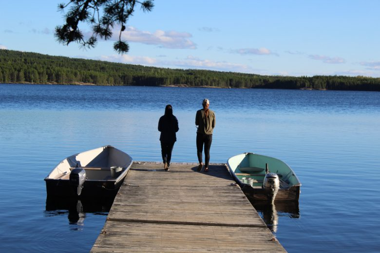 Water Ceremony Aboriginal IISD Experimental Lakes Area