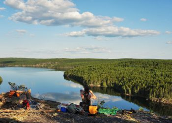 Scientists in Northwestern Ontario