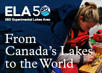 From Canada's Lakes to the World: IISD Experimental Lakes Area Annual Report 2017-2018