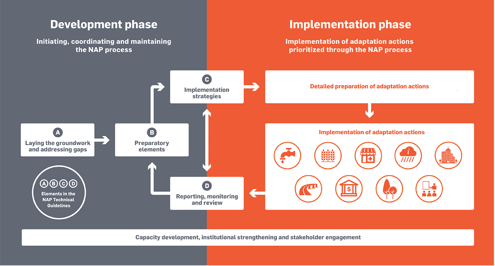 Financing National Adaptation Plan (NAP) Processes | International