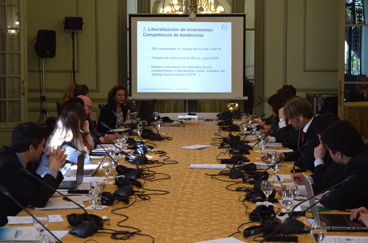 Meeting of negotiators: IISD presentation