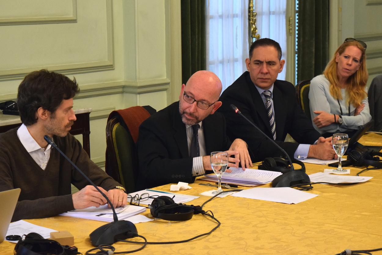 Meeting of negotiators: Peru
