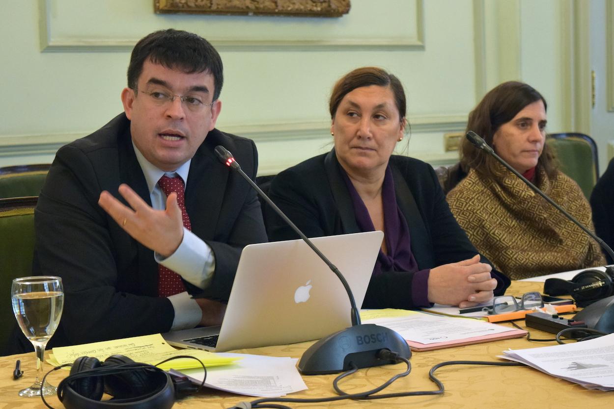 Meeting of negotiators: Argentina