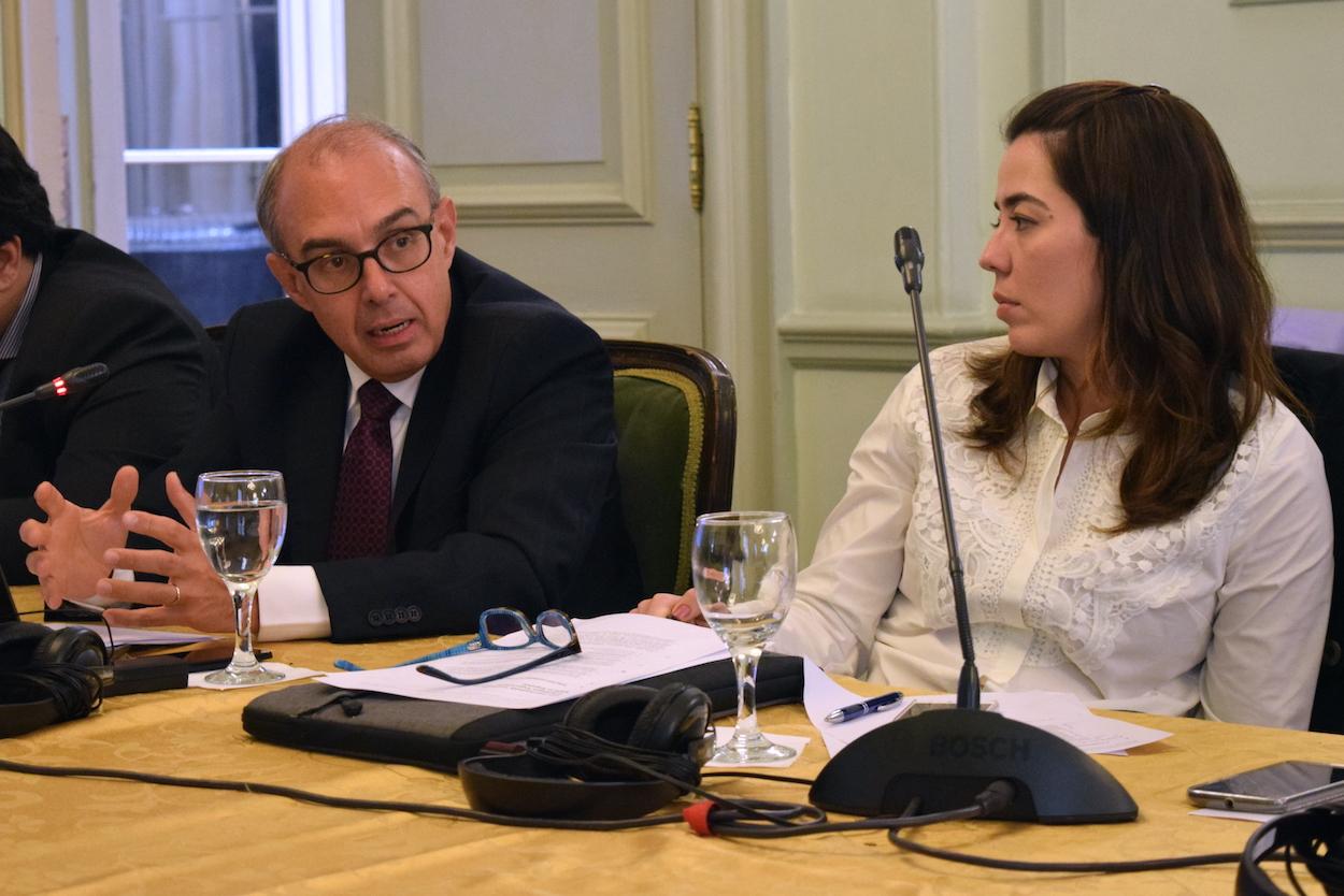 Meeting of negotiators: Brazil