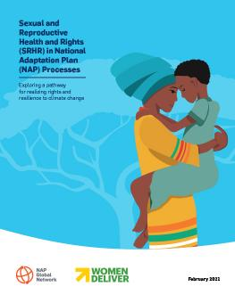 Sexual and Reproductive Health and Rights (SRHR) in National Adaptation Plan (NAP) Processes cover