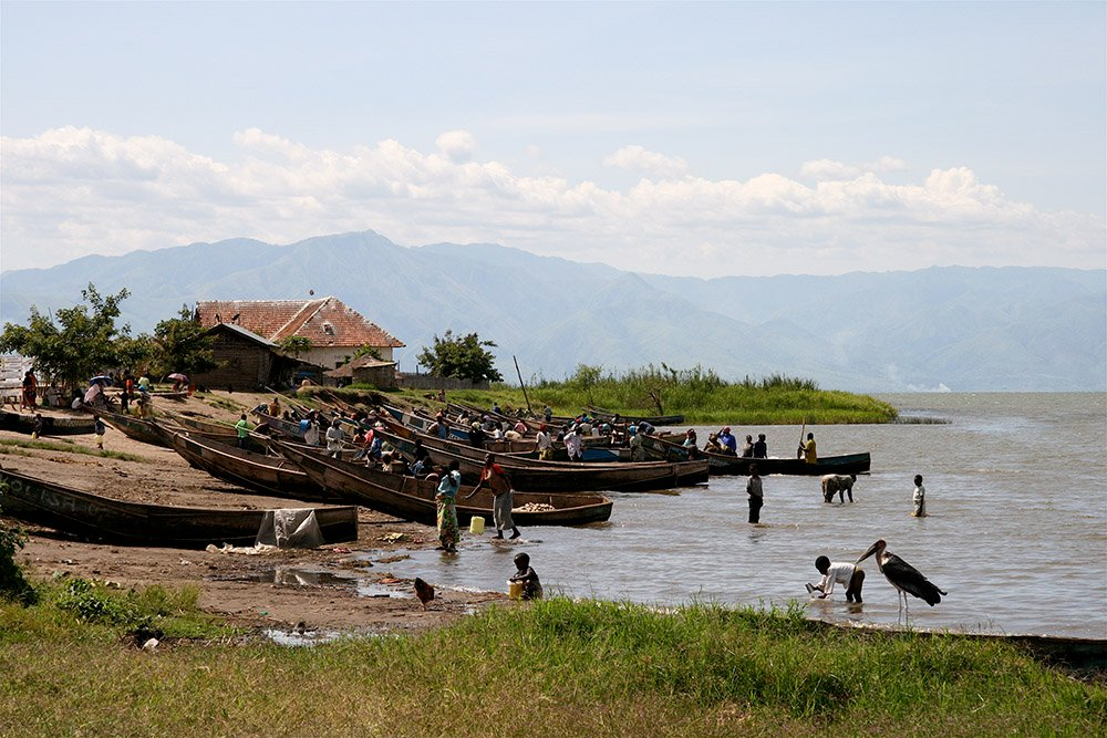 Lake-Albert-fishing-boats
