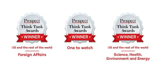 IISD wins 3 think tank awards
