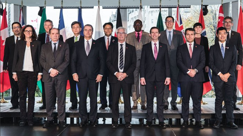WTO Ministerial meeting in Ottawa