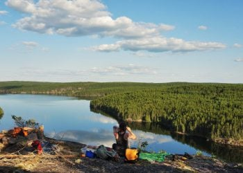 Scientists in Northwestern Ontario