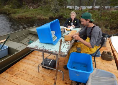 Double Your Donation to the World's Freshwater Laboratory