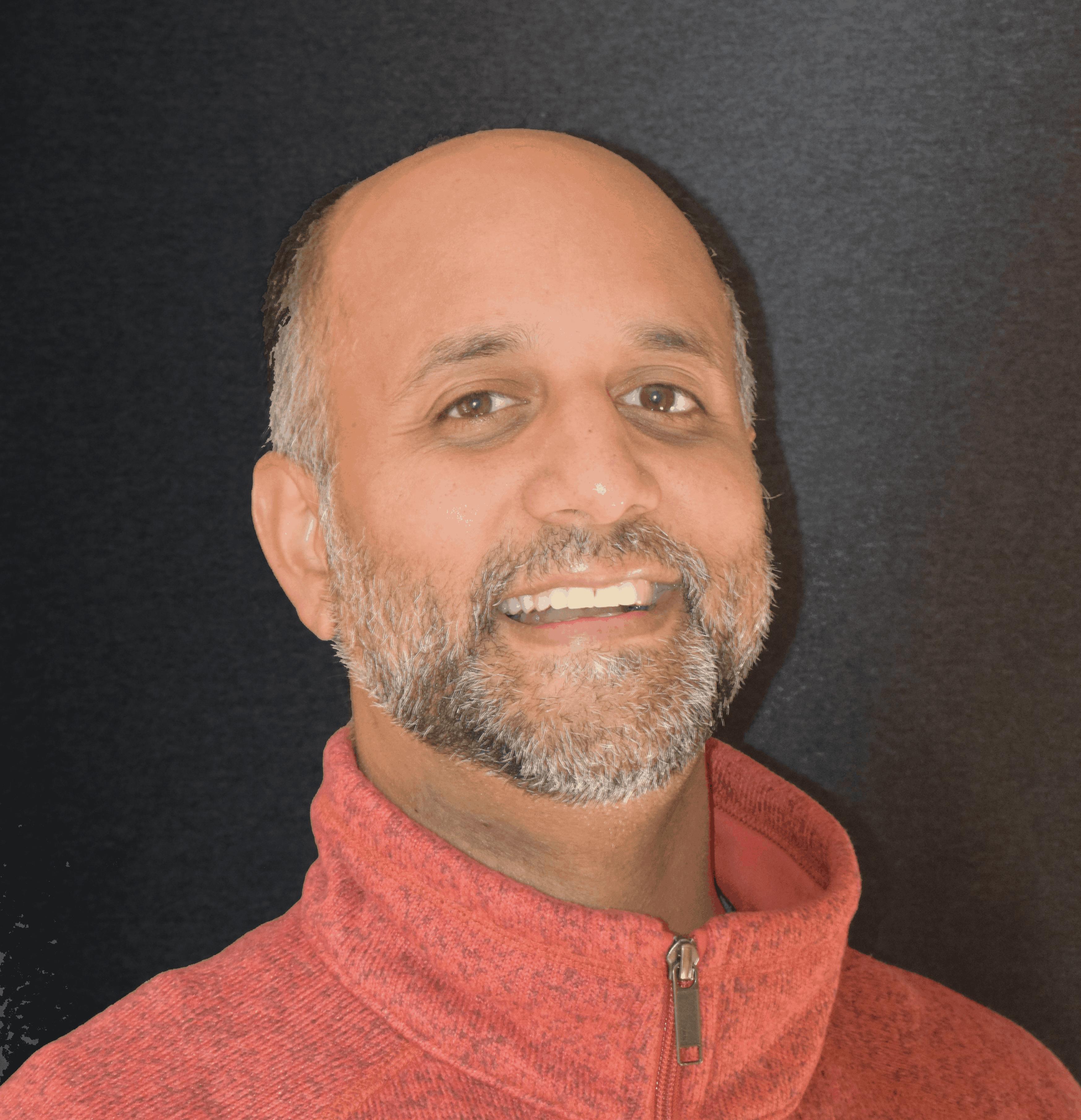 Vivek's headshot